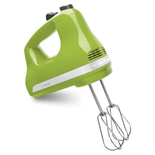 5-Speed Ultra Power™ Hand Mixer - Green Apple
