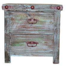 See Details - Painted Reclaimed Look Night Stand