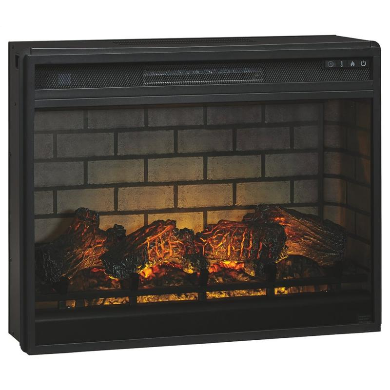 View Product - Entertainment Accessories Electric Infrared Fireplace Insert