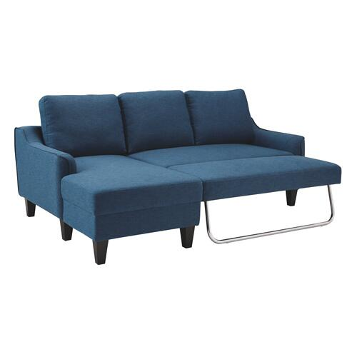 Sofa Chaise and Chair