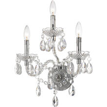AF Lighting Naples 3-Light Wall Sconce, 8860-3W