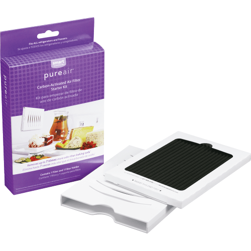 Frigidaire - Smart Choice Carbon-Activated Air Filter Starter Kit