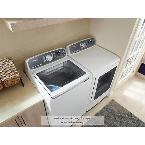 5.2 cu. ft. activewash™ Top Load Washer in White