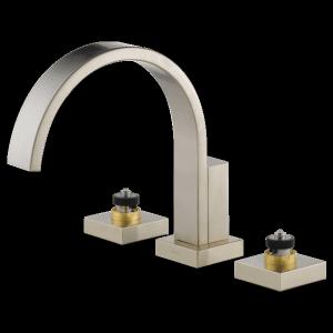 Roman Tub Faucet - Less Handles Product Image