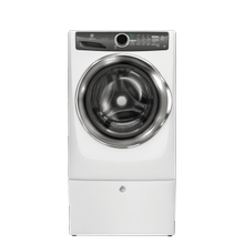 See Details - Front Load Perfect Steam Washer with LuxCare Wash - 4.3 Cu. Ft