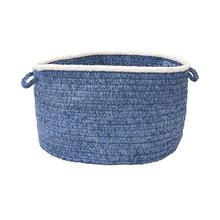 "Silhouette Basket SL05 Blue Ice 14"" X 10"""