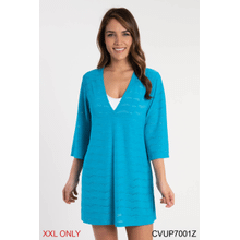 See Details - Open Weave Coverup - XXL (2 pc. ppk.)