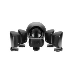 Black MT-60D Home theater system