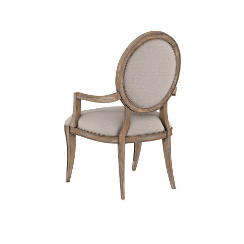 A.R.T. Furniture - Architrave Oval Arm Chair (Sold As Set of 2)
