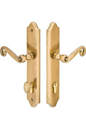 """Concord Style 2"""" x 10-1/2"""" Keyed Euro 3-5/8"""" Center to Center Product Image"""