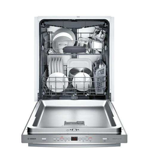 300 Series Dishwasher 24'' Stainless steel SHXM63W55N