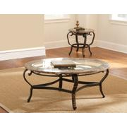 "Gallinari End Table 26""x26""x24"" 5mm Product Image"