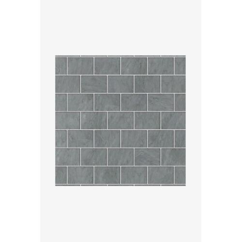 Luminaire 4cm x 6cm Staggered Mosaic in Calacatta