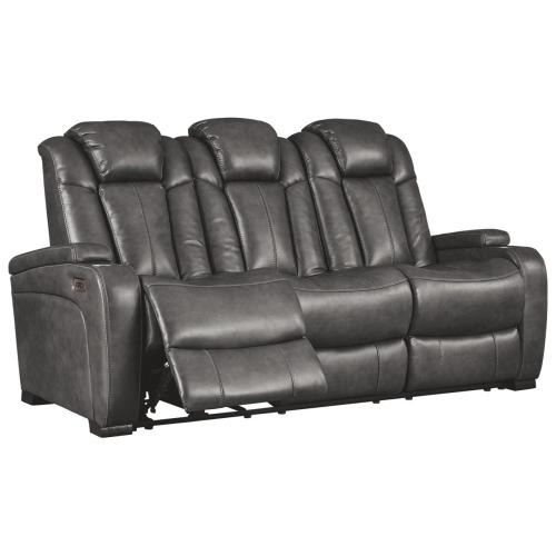 Turbulance Power Sofa w/ Adjustable Headrest