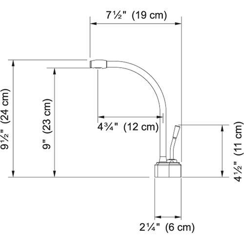 LB9280C Satin Nickel