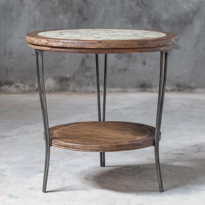 Uttermost - Saskia Side Table