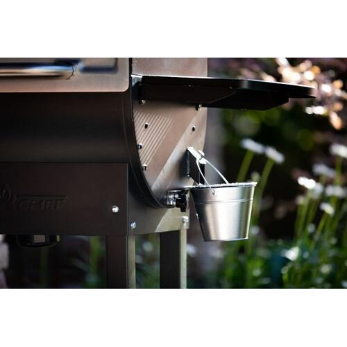 SmokePro SG 24 WIFI Pellet Grill - Black