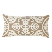 See Details - Lana Pillow, IVORY, 12X24