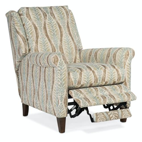Living Room Danae Recliner Solid Back - Pwr without Art Headrest