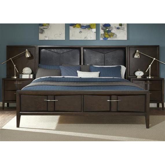 Liberty Furniture Industries - Storage Rails