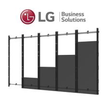 Flat Wall Mount for LG LAS Series Direct View LED Displays