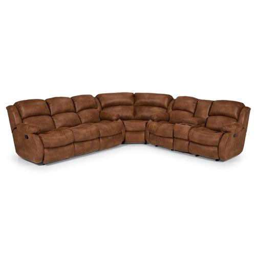 807 Reclining Sectional