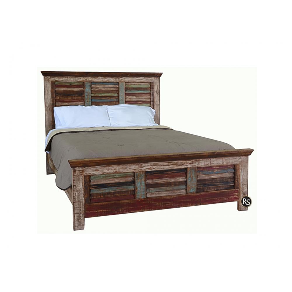 Cabana Queen Bed