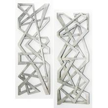 "Wall Decor - Set of 2 24 x 70"" each"
