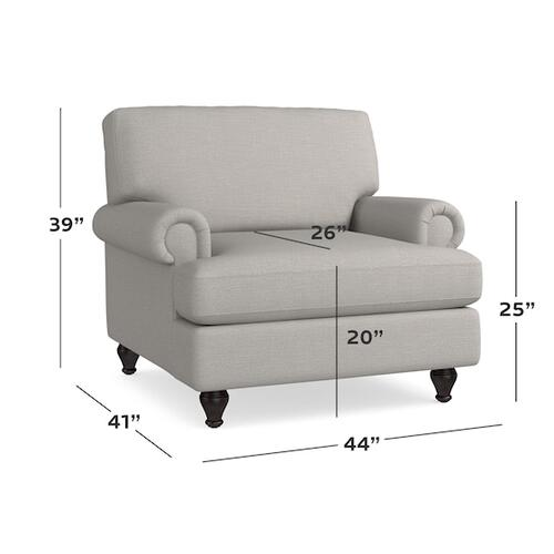 Bassett Furniture - Hunter Chair and a Half