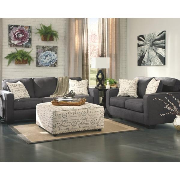 Sofa, Loveseat and Ottoman