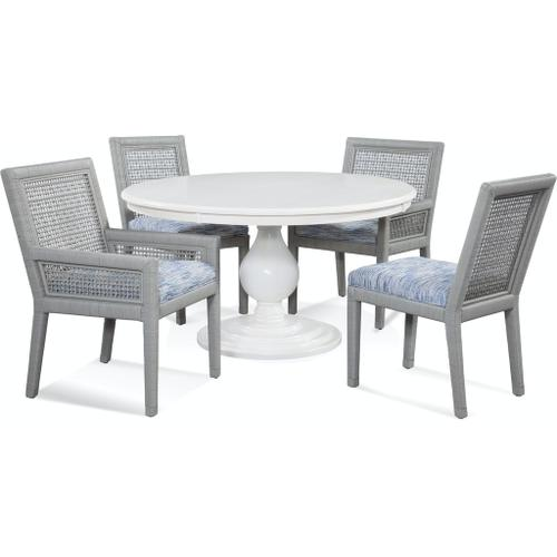 Douglas Round Pedestal Dining Table