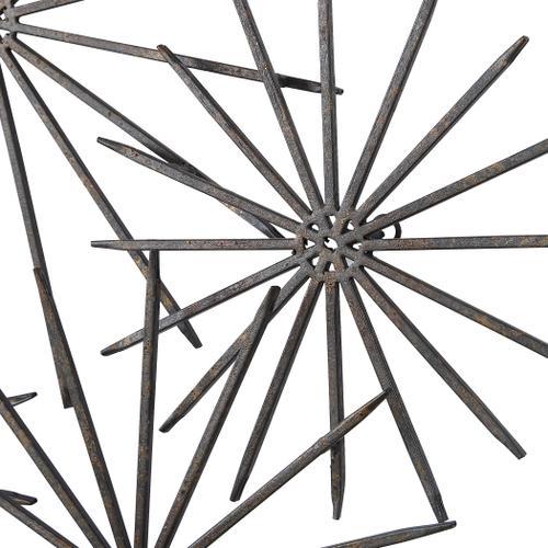 Uttermost - Nixie Metal Wall Decor