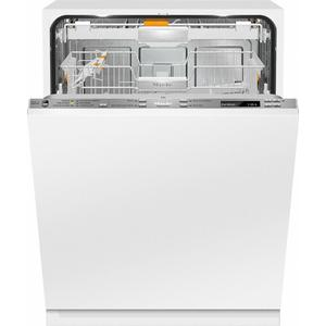 MieleFully Integrated Dishwasher with Knock2open, Miele@Mobile, EcoTech Heat Storage, 3D  Cutlery Tray, QuickIntenseWash,