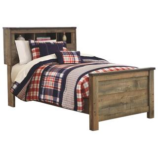 See Details - Trinell Twin Bookcase Bed