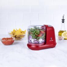 Product Image - Kalorik 1.5 Cup Cordless Electric Food Chopper, Red