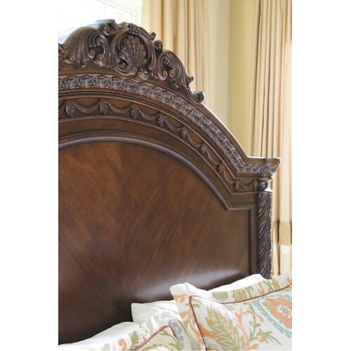 North Shore California King Panel Bed