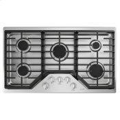 "Caf(eback) 36"" Gas Cooktop"