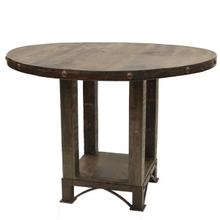 "42"" Square Urban Rustic TOP ONLY DISCONTINUED"