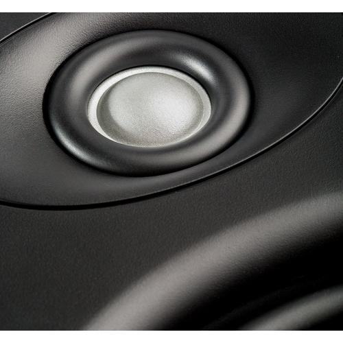 Vanishing V Series High-Performance In-Wall Speaker in White