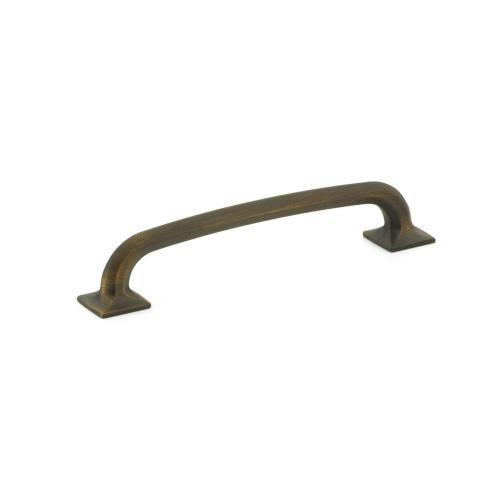 "Northport, Pull, Ancient Bronze, 6"" cc"