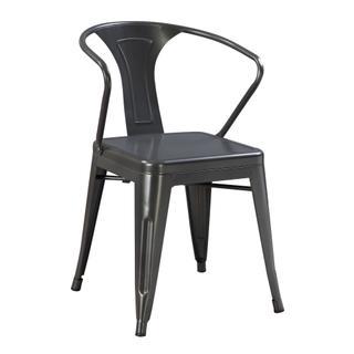 Dakota III Dining Chair Gray