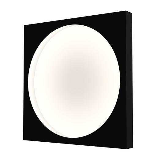 "Sonneman - A Way of Light - Vuoto LED Mount [Size=20"", Color/Finish=Satin Black]"