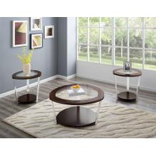 Duncan 3-Pack Set (Pack Includes Cocktail & 2 End Tables)