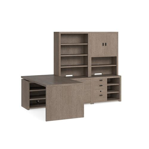 B Logic Large Home Office Suite