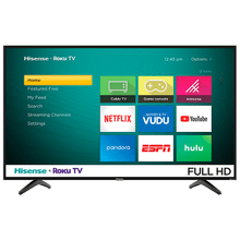 "43"" Class - H4030 Series - Full HD Hisense Roku TV (2019) SUPPORT"