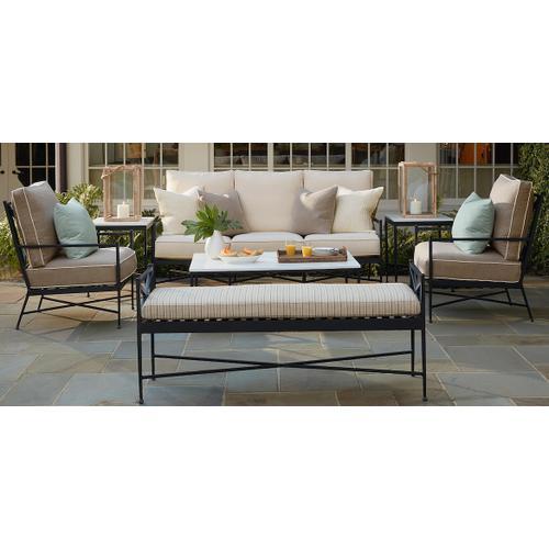 Bassett Furniture - Florence 3 Seat Sofa