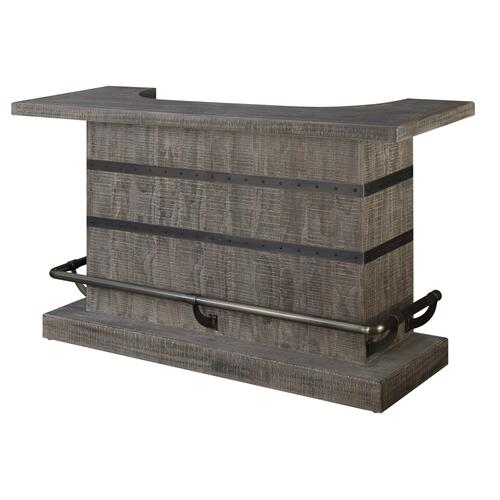 Emerald Home Dakota Bar Weathered Brown Ac570-07-05