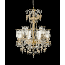 Garnier 15 Light Chandelier 220V