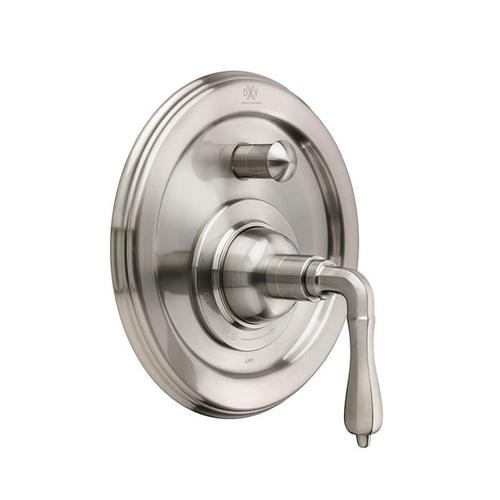 Dxv - Ashbee Pressure Balanced Tub/Shower Trim with Lever Handle - Brushed Nickel