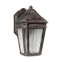 Londontowne Large LED Lantern Weathered Chestnut Bulbs Inc